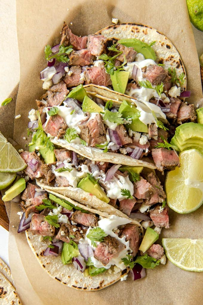 Easy Mexican Street Tacos Yellowblissroad Com