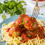chicken meatballs recipe for dinner