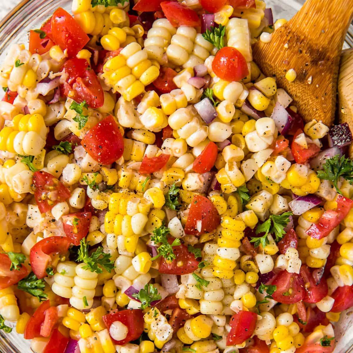 Corn Salad Recipe Ideas