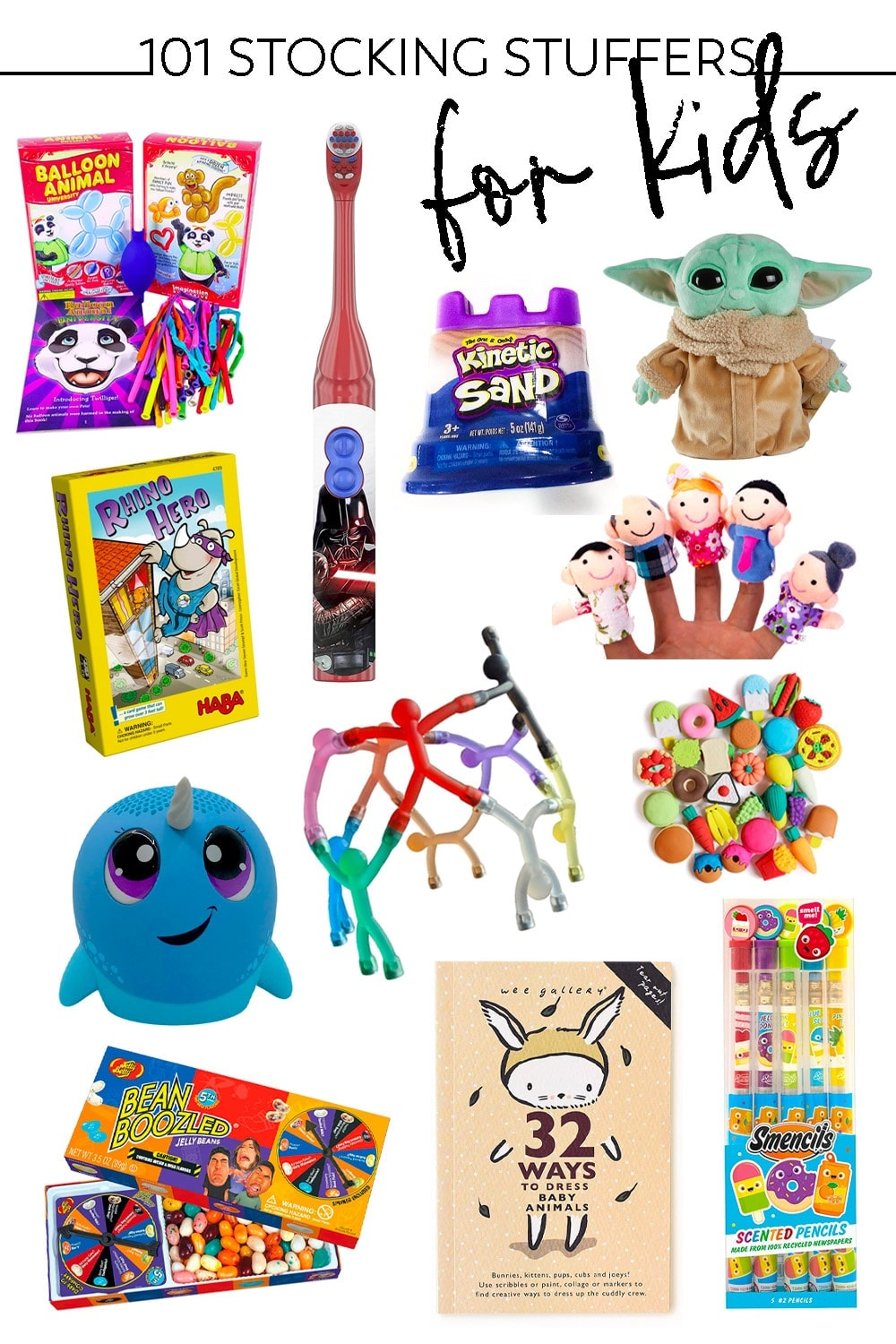 pics of toys stocking stuffer ideas for kids